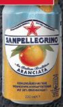 Aranciata von San Pellegrino