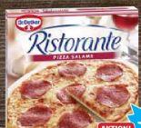 Pizzaburger Salami von Dr. Oetker