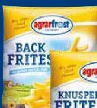 Backfrites von Agrarfrost