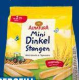 Bio Mini-Dinkel-Stangen von Alnatura
