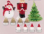 Weihnachtliche Figurenkerze von Casa Deco