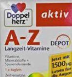 Doppelherz aktiv A-Z Langzeit Vitamine von Queisser Pharma