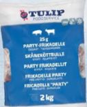 Party-Frikadellen von Tulip
