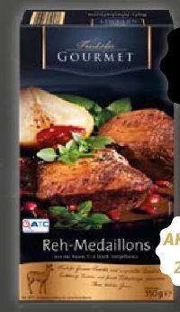 Reh-Medaillons von Freihofer Gourmet