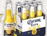Bier von Corona Extra