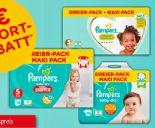 Baby-Dry Höschenwindeln von Pampers