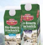 Bio-Bauern Frischmilch von Mark Brandenburg