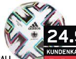 Uniforia Trainingsball Replika EM20 von Adidas