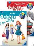 Stickerbuch von Ravensburger