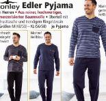 Herren Edler Pyjama von Ronley