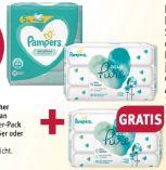 Feuchte Tücher Sensitiv von Pampers