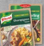 Feinschmecker Suppe von Knorr