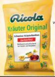 Hustenbonbons von Ricola