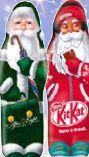 KitKat Weihnachtsmann von Nestlé