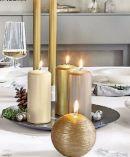 Festliches Kerzensortiment von Casa Deco