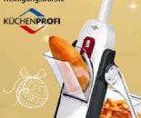 Süßkartoffelhobel Rapid von Küchenprofi