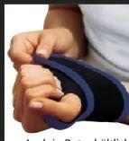 Handgelenkbandage von Topfit