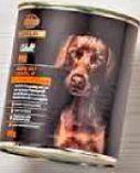 Hundenassnahrung Adult von Globus Gold
