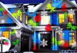 LED-Laserlicht-System Star Shower von Media Shop