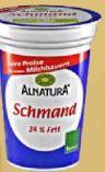 Bio Schmand von Alnatura