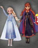Disney Frozen Singende Lichterglanz Elsa von Hasbro