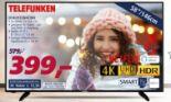 Ultra-HD-LED-TV D58U551N4CWH von Telefunken