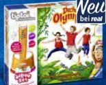 Tiptoi Active-Set Dschungel-Olympiade von Ravensburger