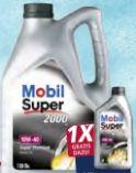 Mobil Super 2000 10W-40 von Mobil