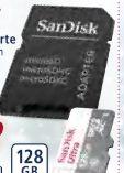 MicroSDXC-Karte von Sandisk