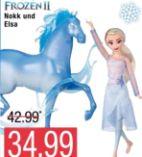 Nokk und Elsa Frozen 2 von Disney