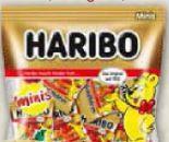 Fruchtgummi Mini Packs von Haribo