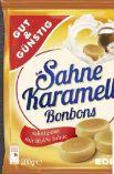 Sahne Karamell Bonbons von Gut & Günstig