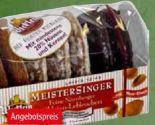 Meistersinger Lebkuchen von Wicklein