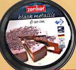 Springform Black Metallic von Zenker