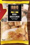 Mini-Brötchen von BBQ