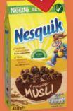 Knusper-Müsli von Nestlé