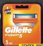 Fusion 5  Ersatzklingen von Gillette