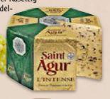 Weichkäse von Saint Agur