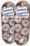 Fischspezialität von Lysell