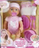 Piccolina Newborn Baby von Bayer Puppen