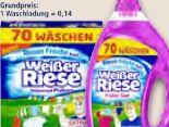Waschmittel von Weißer Riese