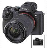 Digitale Systemkamera Alpha 7 von Sony