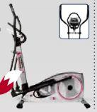 Crosstrainer Ergometer CX7 von Christopeit Sport