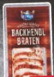 Backhendl-Braten von Kupfer