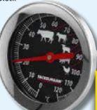 Bratenthermometer von Fackelmann