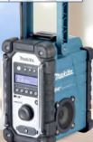 Baustellenradio DMR 110 von Makita
