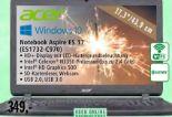 Notebook Aspire ES 17 ES1732-C970 von Acer