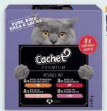 High Premium Katzen Alleinfuttermittel von Cachet