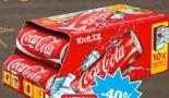 Friendspack von Coca-Cola