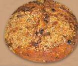 Adventsbrot von Globus Hausbäckerei